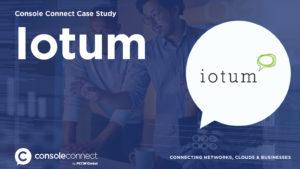 Iotum case study front cover