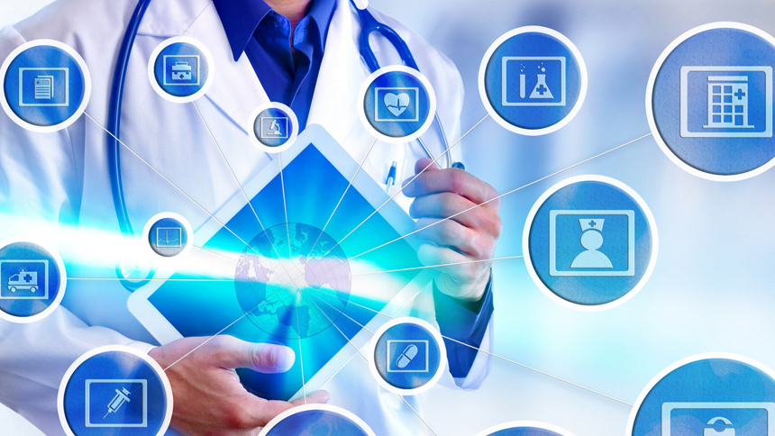 SD-WAN health care