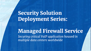 Managed Firewall Services