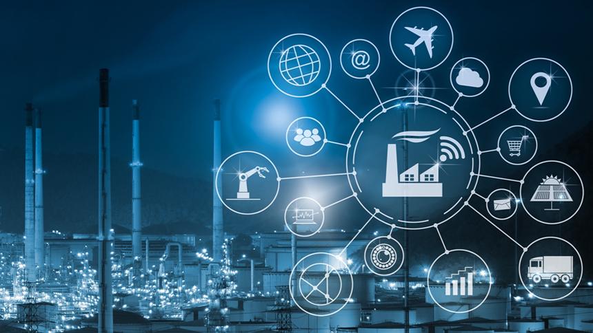 IoT manufacturing image